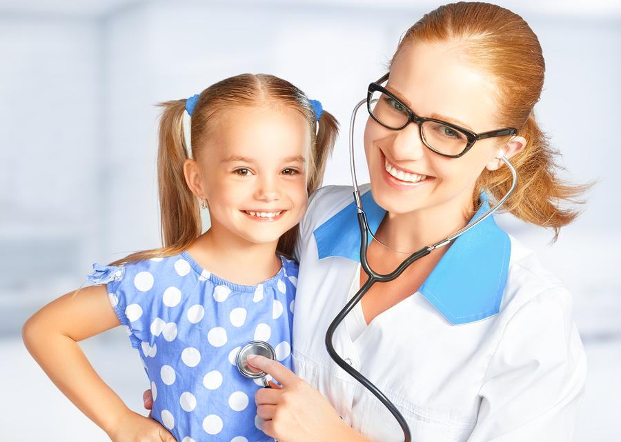 Картинки детей и медсестер
